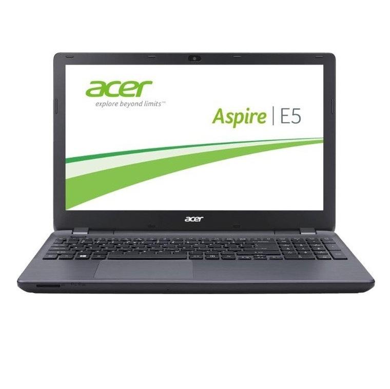 Laptop Acer Aspire E5 573-517W NX.MW2SV.002 (Black & White)- Thiết kế mới, mỏng nhẹ hơn