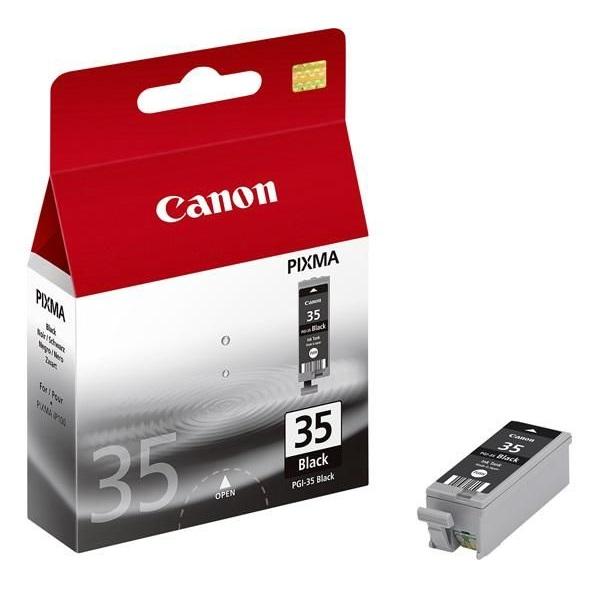 Mực hộp máy in phun Canon PGI-35Bk - Dùng cho máy in phun IP100/ IP110