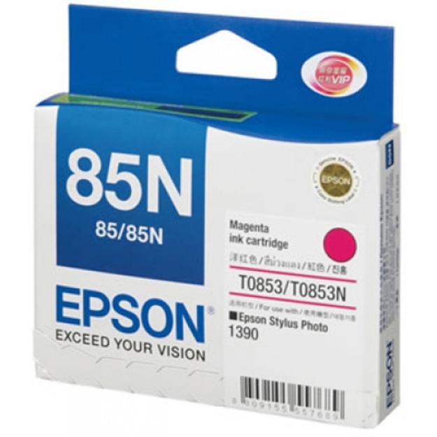 Mực hộp máy in phun Epson T0853N - Dùng cho máy in Epson T60/1390