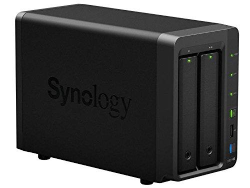Ổ lưu trữ mạng Synology DS214+ (chưa có ổ cứng)