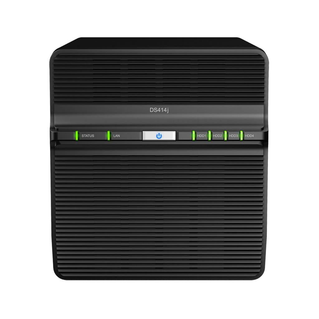 Ổ lưu trữ mạng Synology DS414J (chưa có ổ cứng)