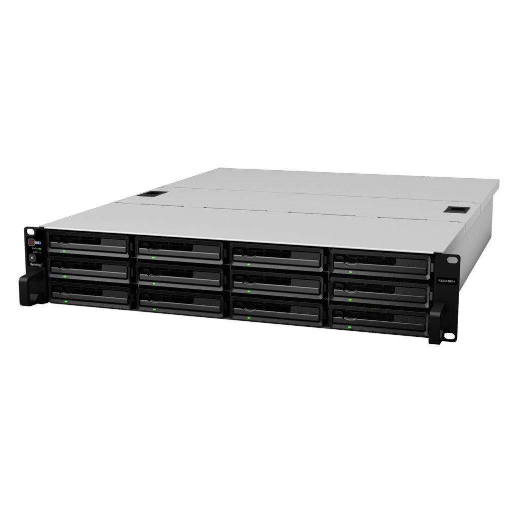 Ổ lưu trữ mạng Synology RS2414+ (chưa có ổ cứng)