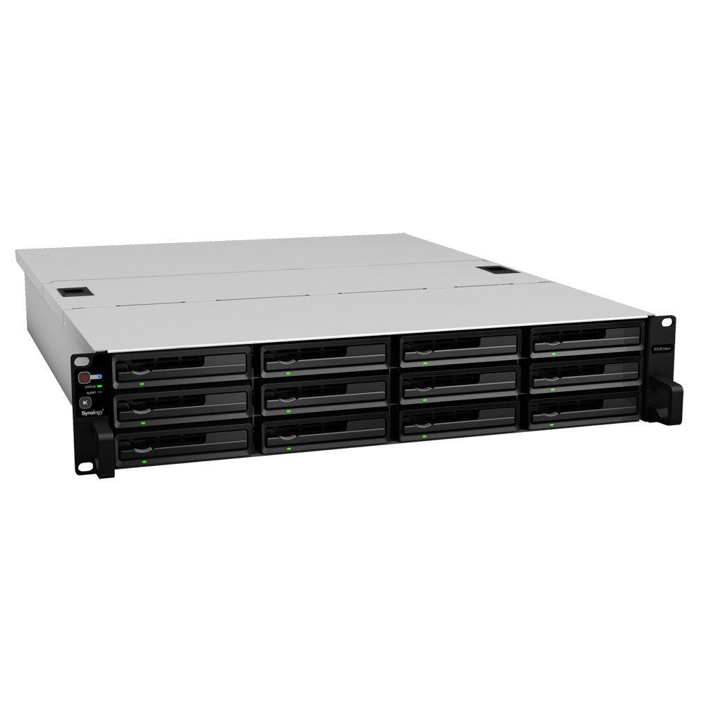 Ổ lưu trữ mạng Synology RS3614RPXS (chưa có ổ cứng)