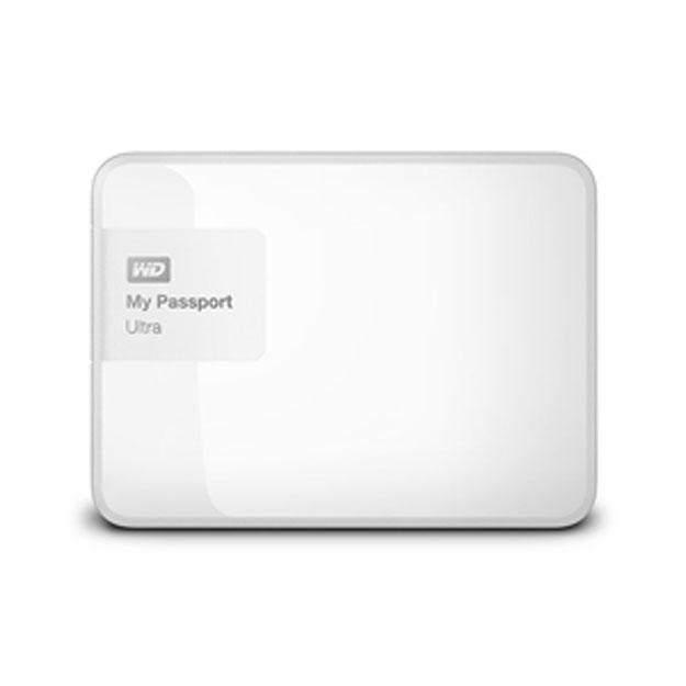 Ổ cứng di động Western Digital Ultra 1Tb USB3.0 New- White