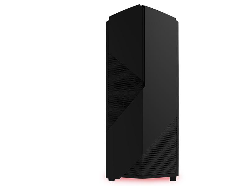 Vỏ máy tính NZXT N450 Black  (Full ATX)