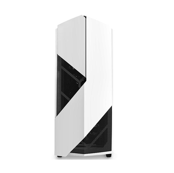 Vỏ máy tính NZXT N450 White  (Full ATX)