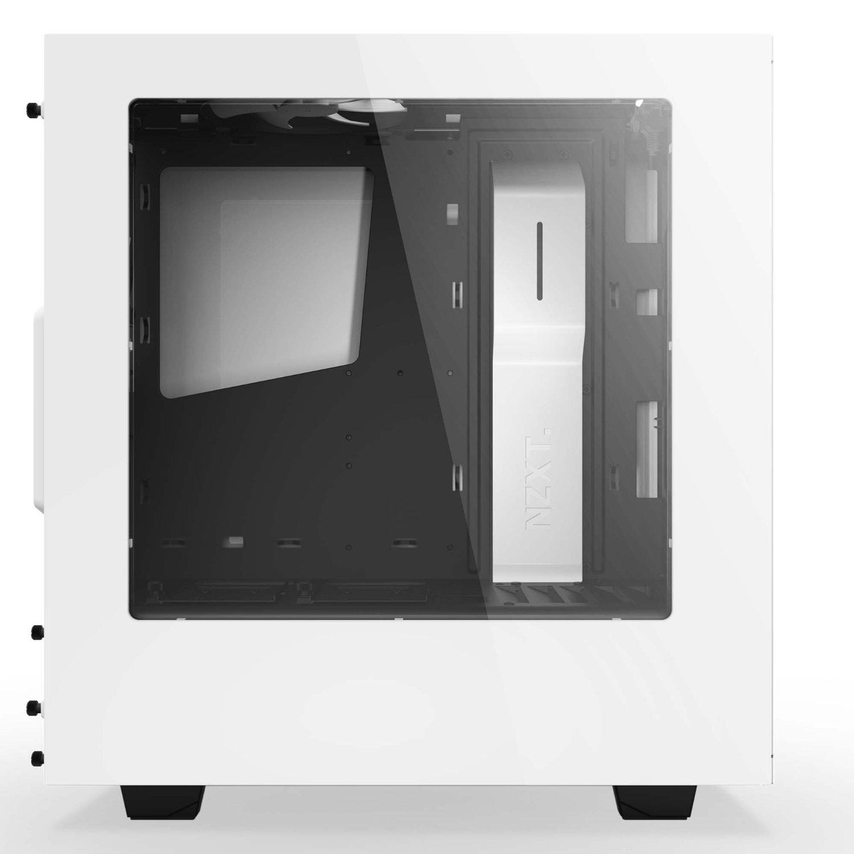 Vỏ máy tính NZXT S340 White  (Full ATX)