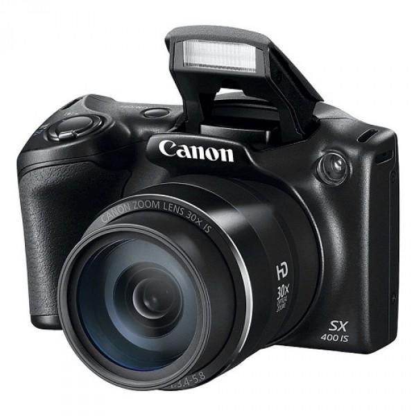 Máy ảnh KTS Canon PowerShot SX400 IS  - Black
