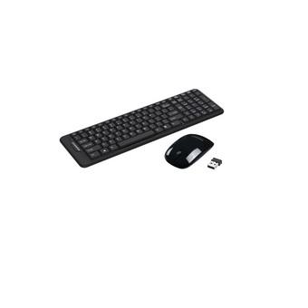 Bộ bàn phím chuột không dây Newmen R095 (USB-Wireless, Không dây)
