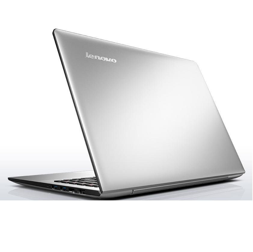 Laptop Lenovo U3170 80M5008SVN (White)- Mỏng nhẹ.Thân máy kim loại hỗ trợ tản nhiệt nhanh
