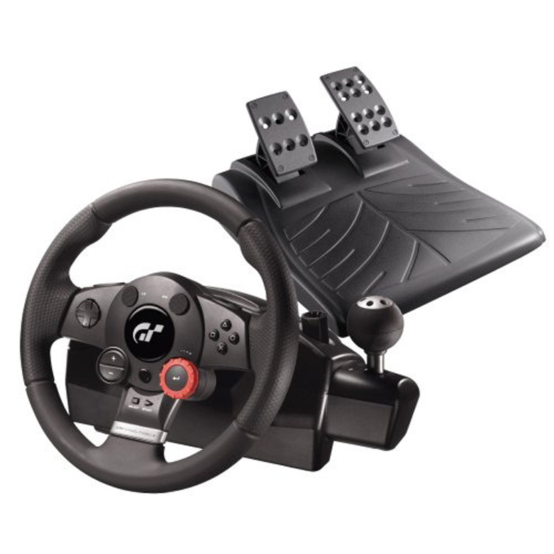Vô lăng game Logitech Driving Force GT