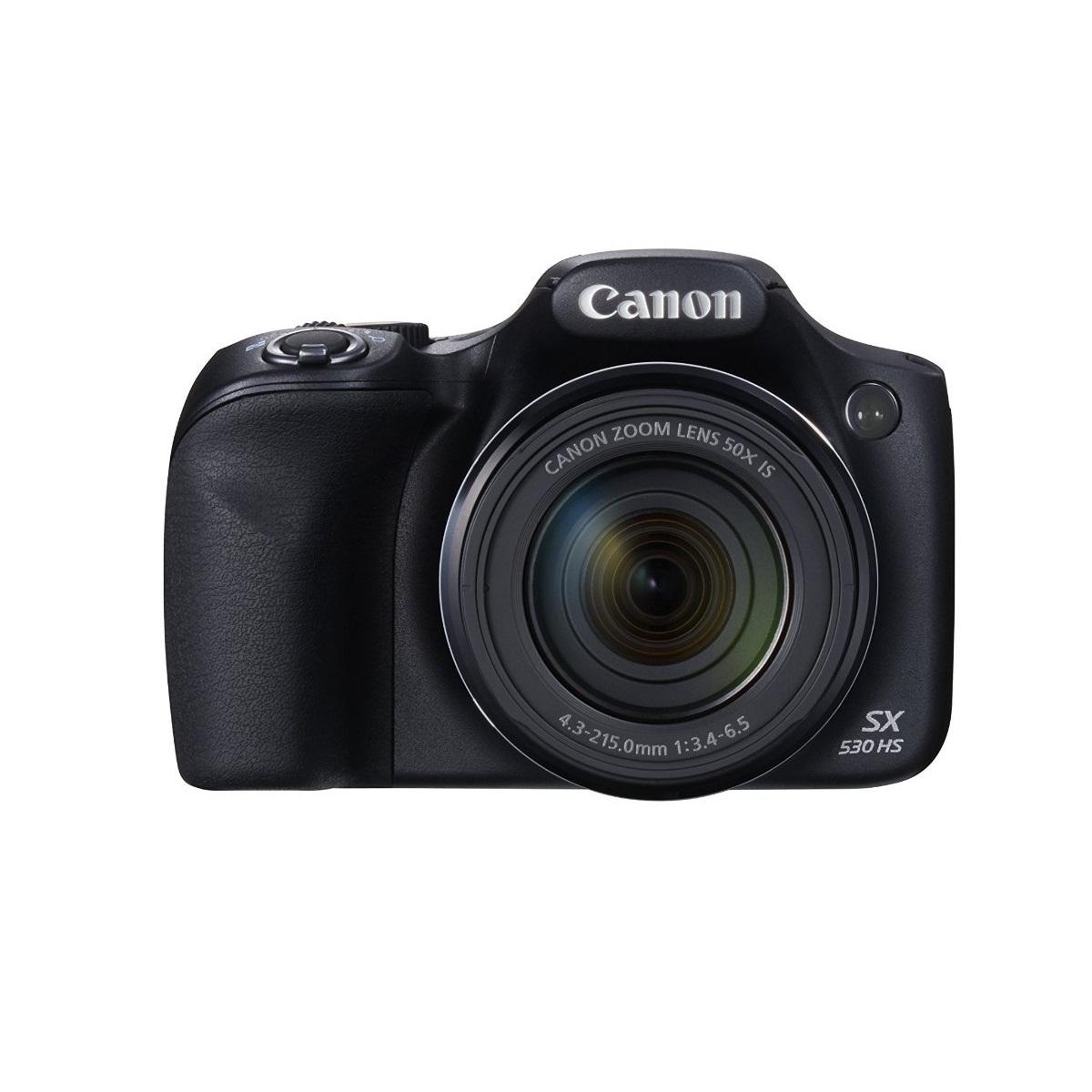 Máy ảnh KTS Canon PowerShot SX530HS  - Black