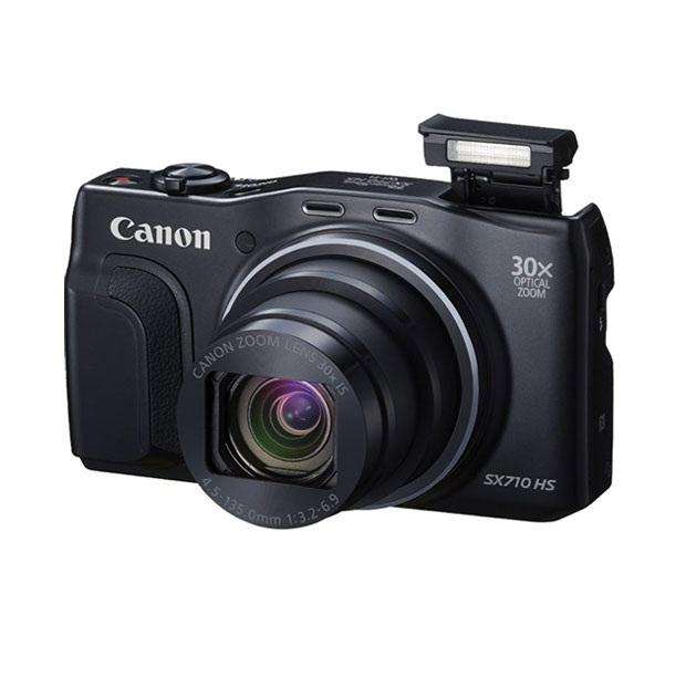 Máy ảnh KTS Canon PowerShot SX710HS  - Black
