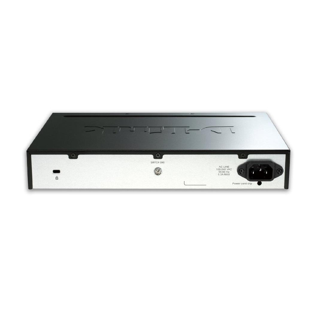 Thiết bị chia mạng Dlink Smart DGS-1510-28