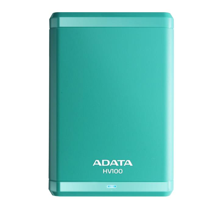 Ổ cứng di động Adata HV100 1Tb USB 3.0 -Xanh
