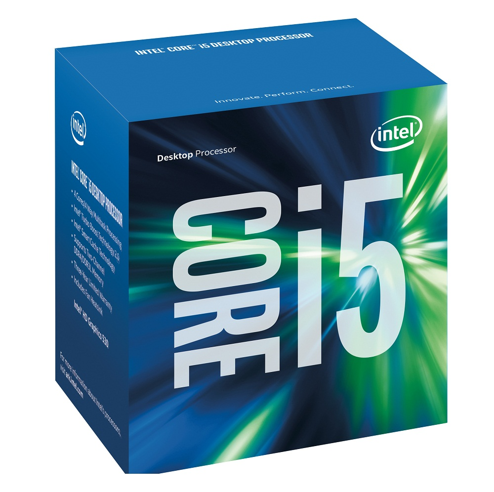 CPU Intel Core i5 6500 (Up to 3.6Ghz/ 6Mb cache)