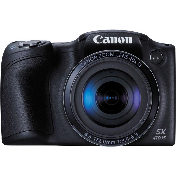 Máy ảnh KTS Canon PowerShot SX410 IS  - Black