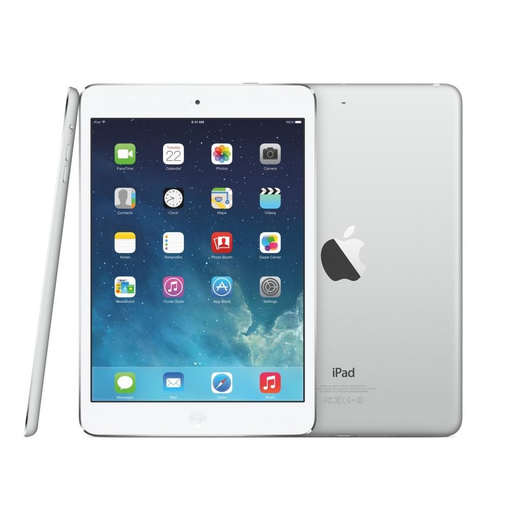 Apple iPad mini 4 Retina Cellular (Silver)- 64Gb/ 7.9Inch/ 3G + LTE + Wifi + Bluetooth