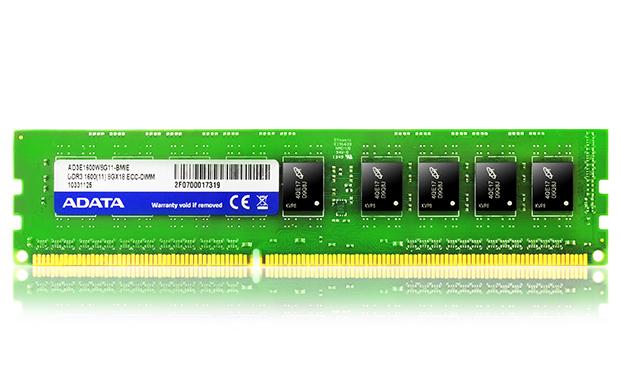 RAM Server Adata 8Gb DDR3 1600 ECC D1MM1600512X88GB11