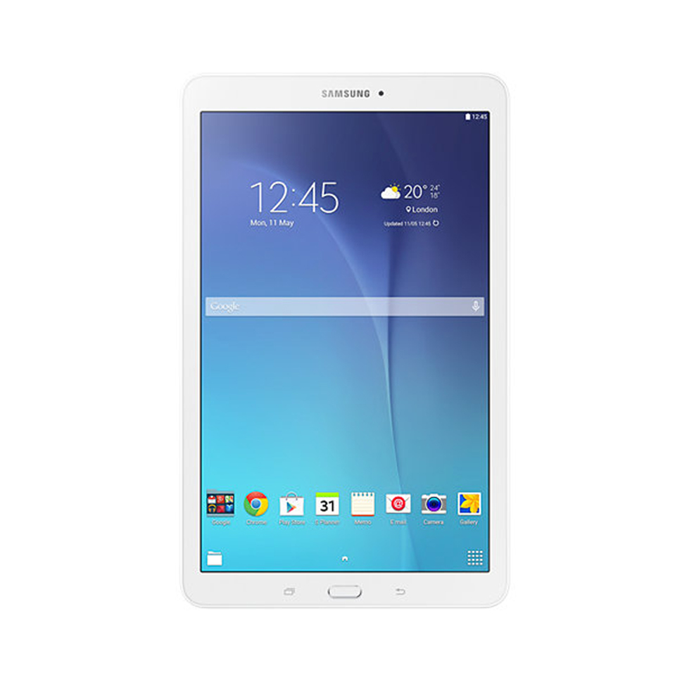 Samsung Galaxy TabE 9.6 T561 (White)- 8Gb/ 9.6Inch/ 3G + Wifi