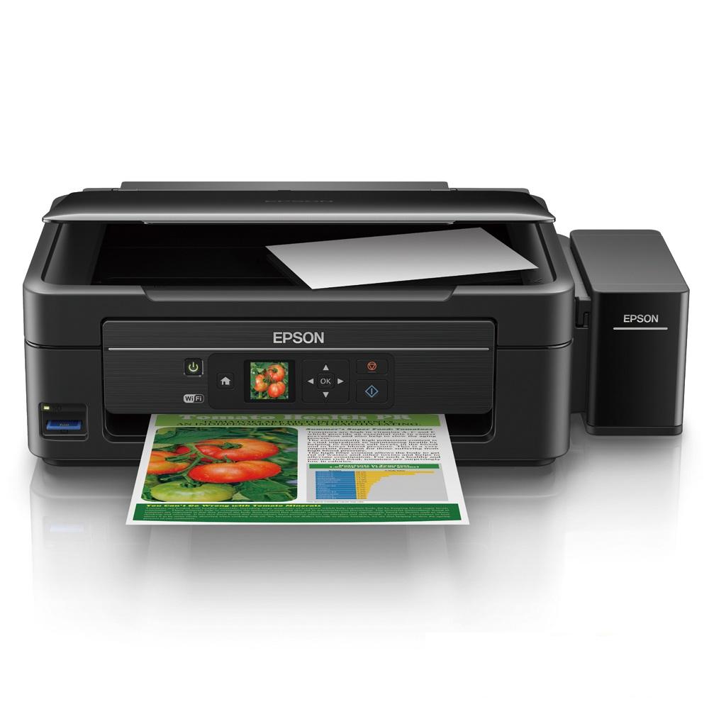 Máy in phun màu Epson L365 (Print/ Copy/ Scan/WIFI)