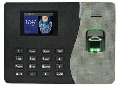 Máy chấm công kiểm soát vào ra Kobio K20 - Vân tay/ thẻ