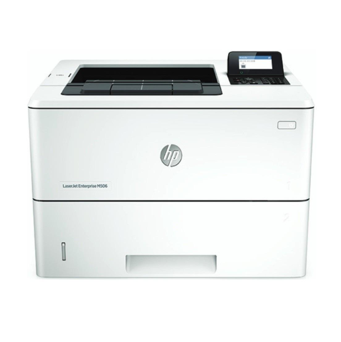 Máy in laser đen trắng HP M506DN-F2A69A