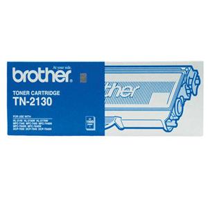 Mực hộp máy in laser Brother TN2130 - Dùng cho máy HL-2140/ 2150N/ 2170W/DCP-7030/7040/ MFC-7340/7450/7840N - 1.500 trang