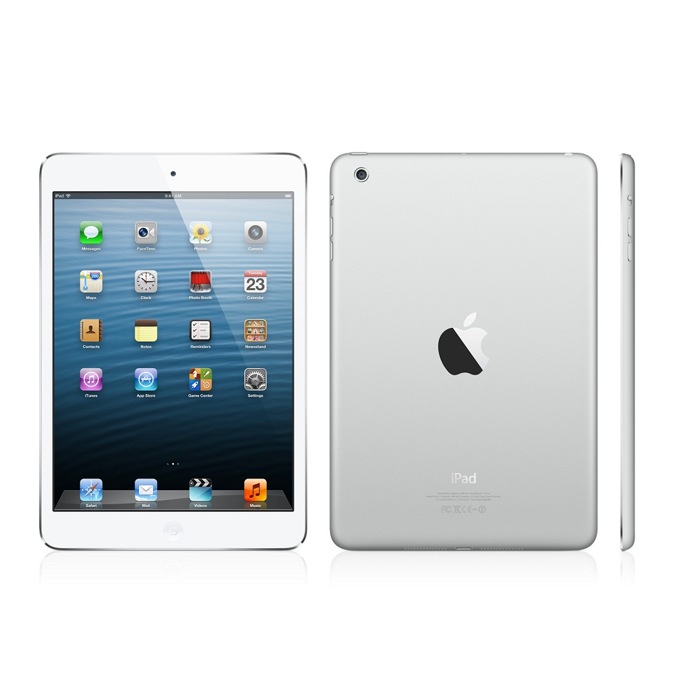 Apple iPad mini 4 Retina Wifi (Silver)- 128Gb/ 7.9Inch/ Wifi