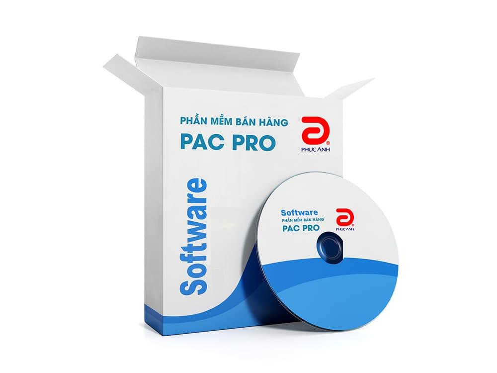 Phần mềm bán hàng PAC Pro