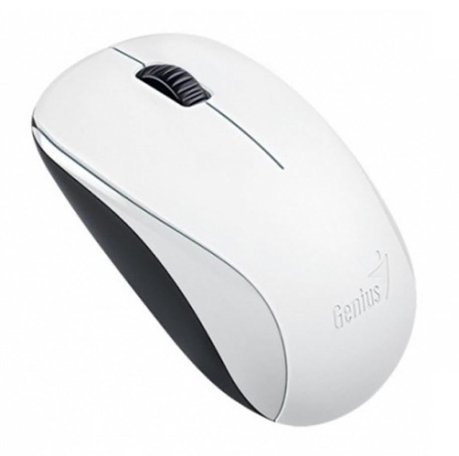 Chuột không dây Genius NX7000-Trắng (1200Dpi, Blue-eye)