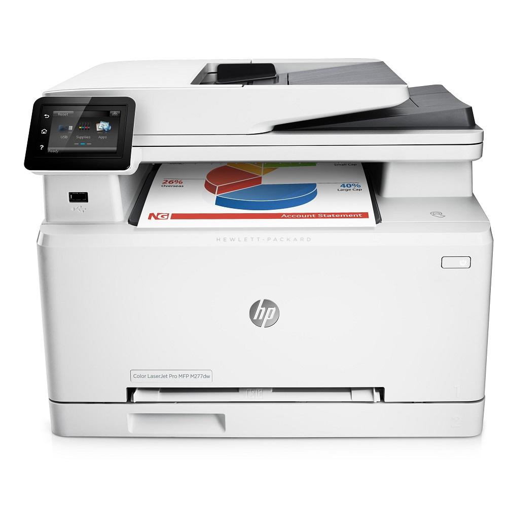 Máy in laser màu HP Pro 200 M277DW-B3Q11A (in/scan/copy/fax)