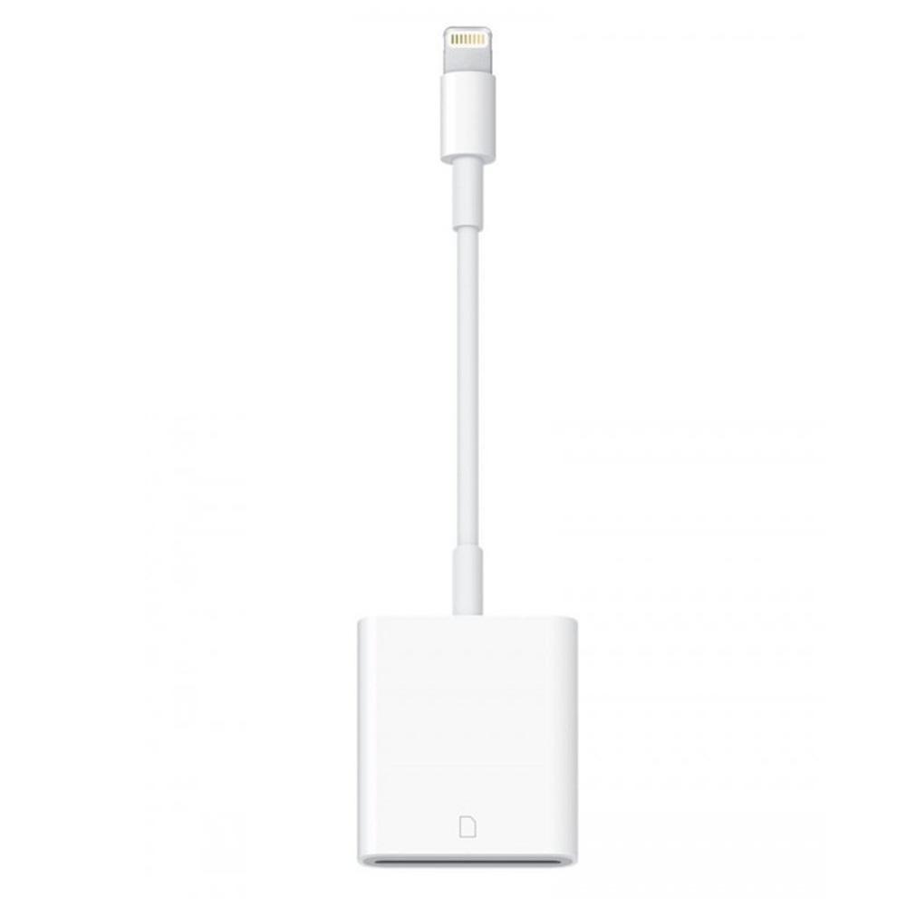 Cáp chuyển Apple Lightning sang SD Card Reader(Chính hãng)