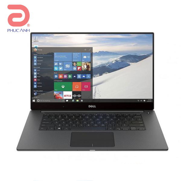 Laptop Dell XPS13 2015 70066253 (Silver)