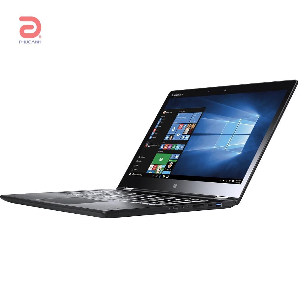 Laptop Lenovo Yoga 700 80QD0070VN (Silver)- Màn hình cảm ứng xoay 360 độ