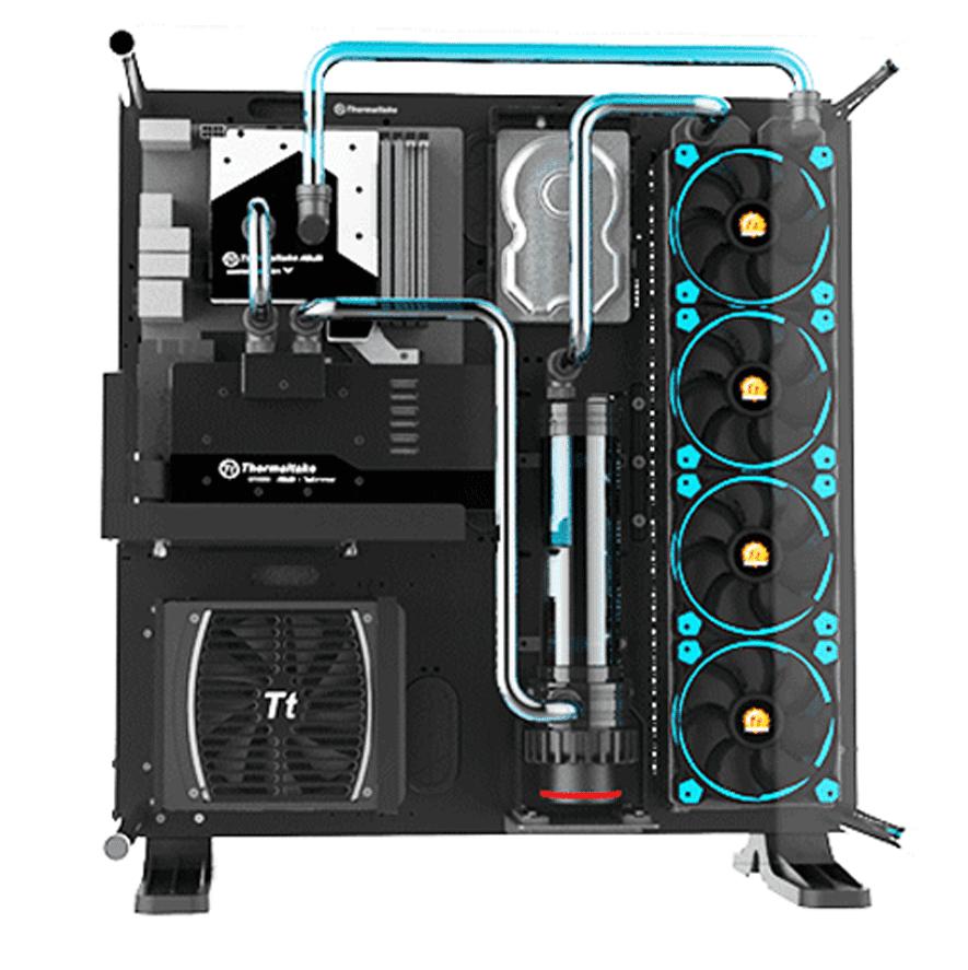 Vỏ máy tính Thermaltake Core P5 - Mid Tower