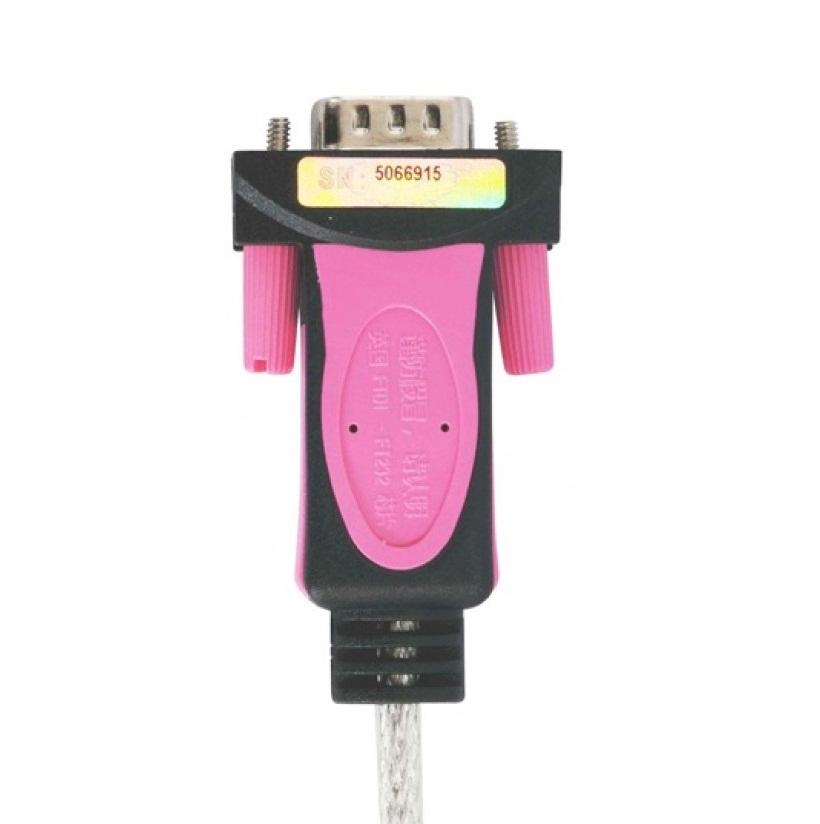 Cáp chuyển USB sang Com Ztek ZE533C