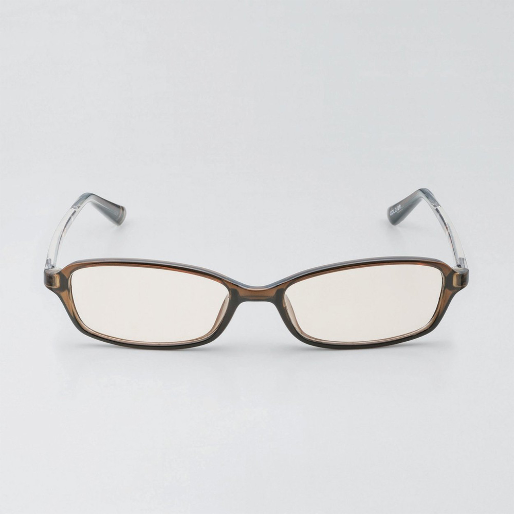 Kính bảo vệ mắt Elecom OG-FBLP01BR (Nâu)