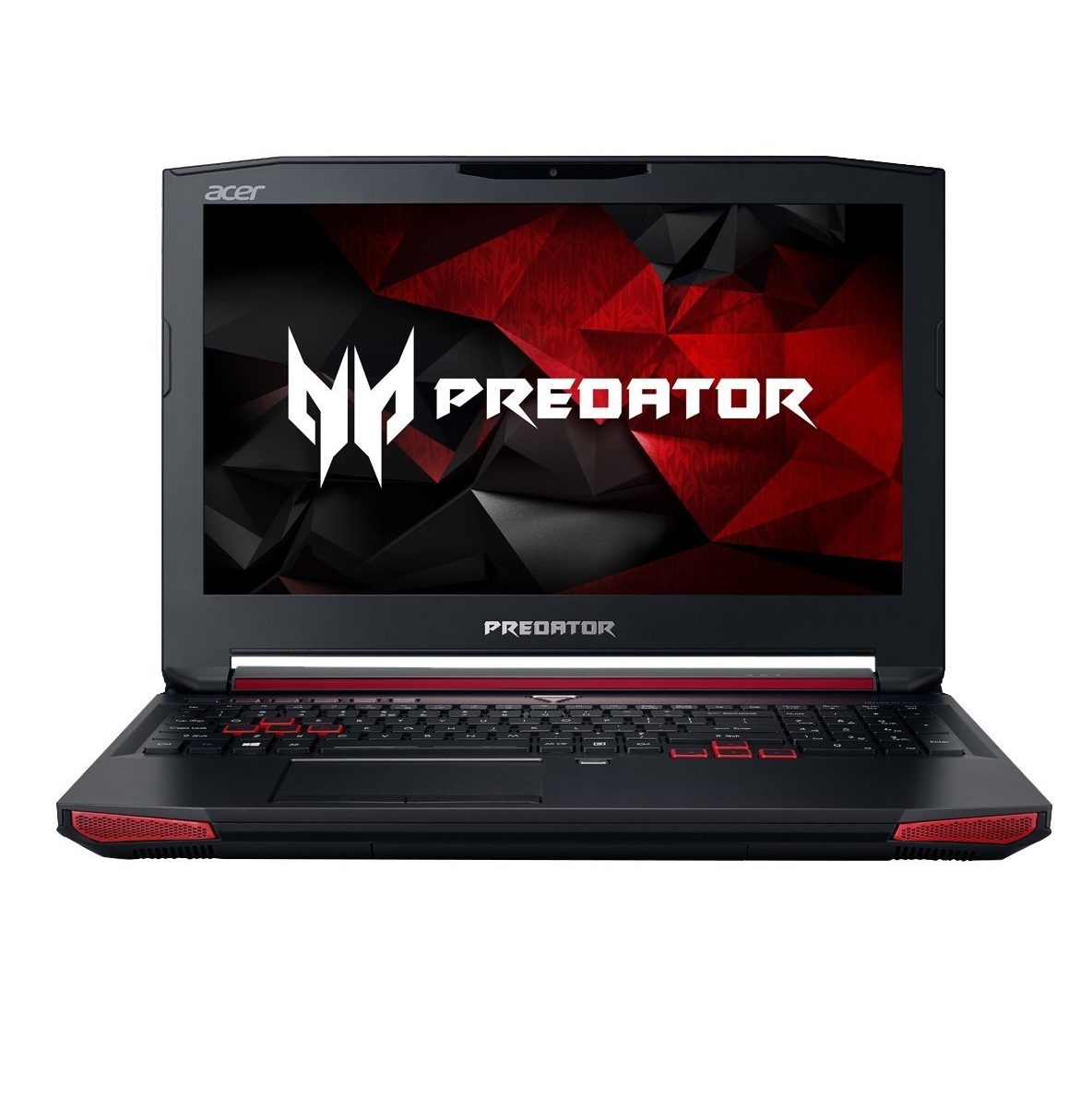 Laptop Acer PREDATOR  G9-592-74QG NH.Q0SSV.001 (Black)