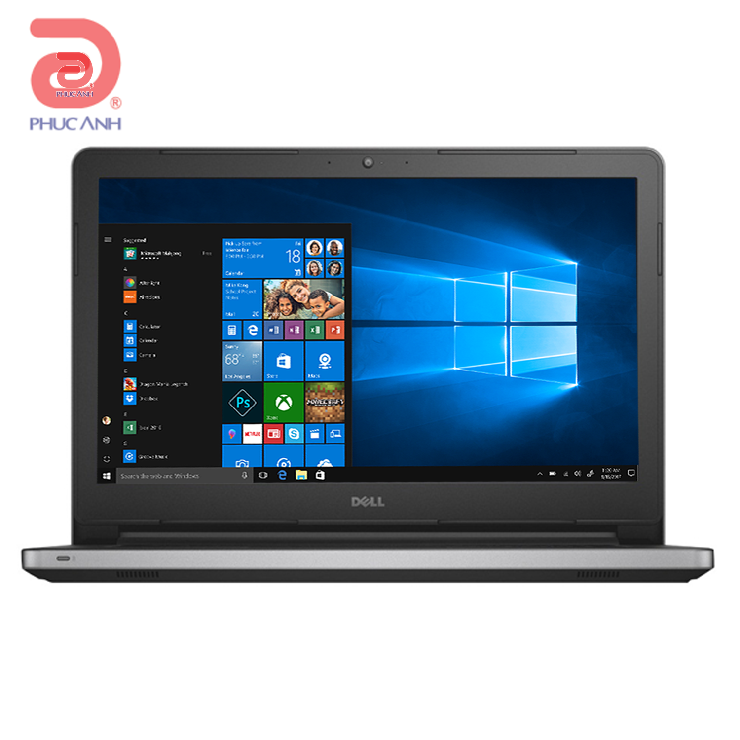 Laptop Dell Inspiron 5459 - WX9KG2 (Silver)