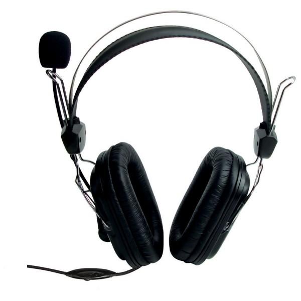 Tai nghe Soundmax AH302 (Đen)