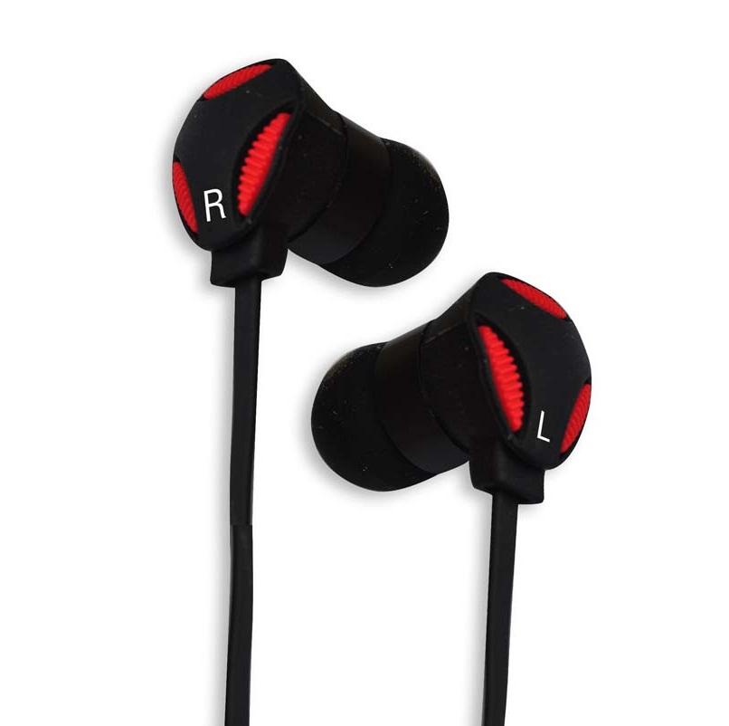 Tai nghe Soundmax AH703 (Đen pha đỏ)