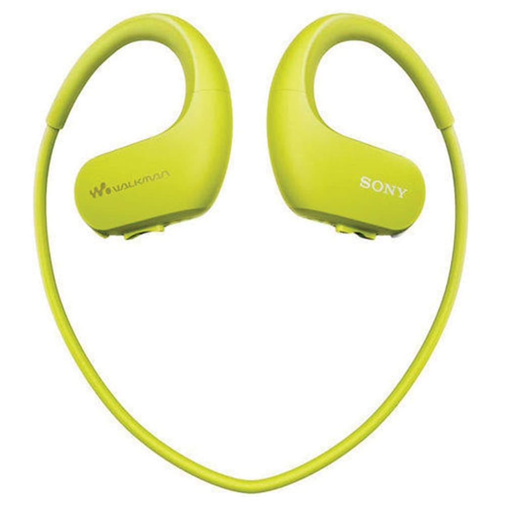 Máy nghe nhạc Sony NW WS413 4Gb - Xanh Lá
