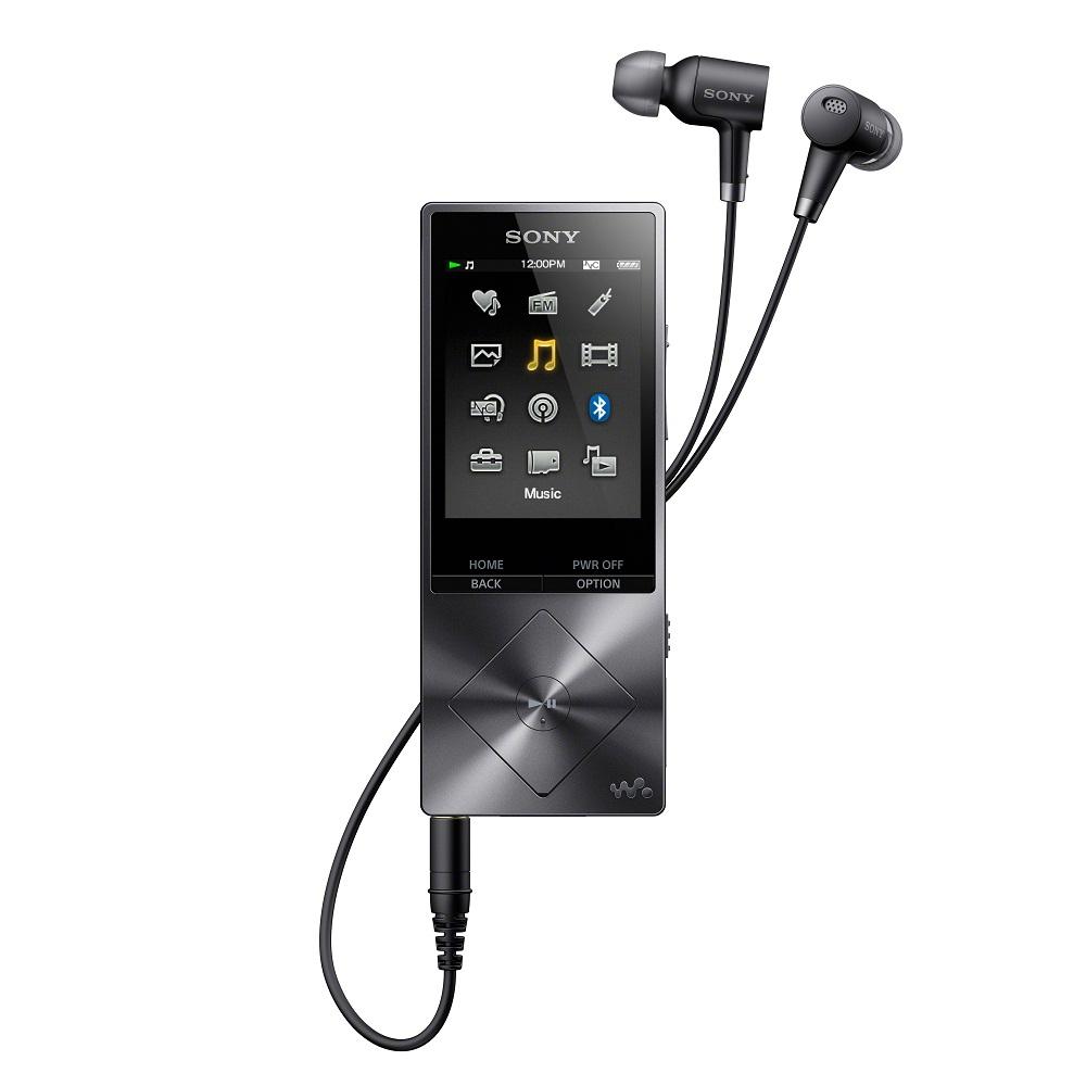 Máy nghe nhạc Sony NWZ A25 16Gb - Đen
