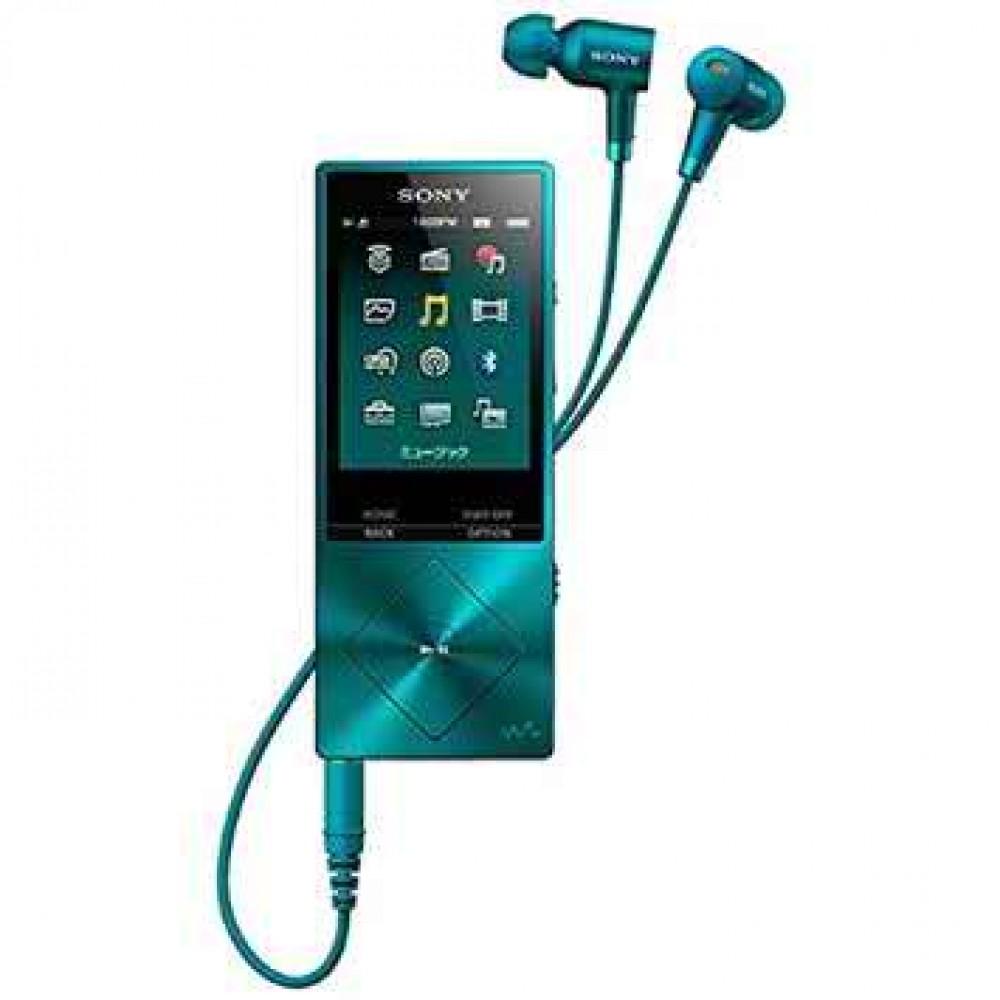 Máy nghe nhạc Sony NWZ A25 16Gb - Xanh