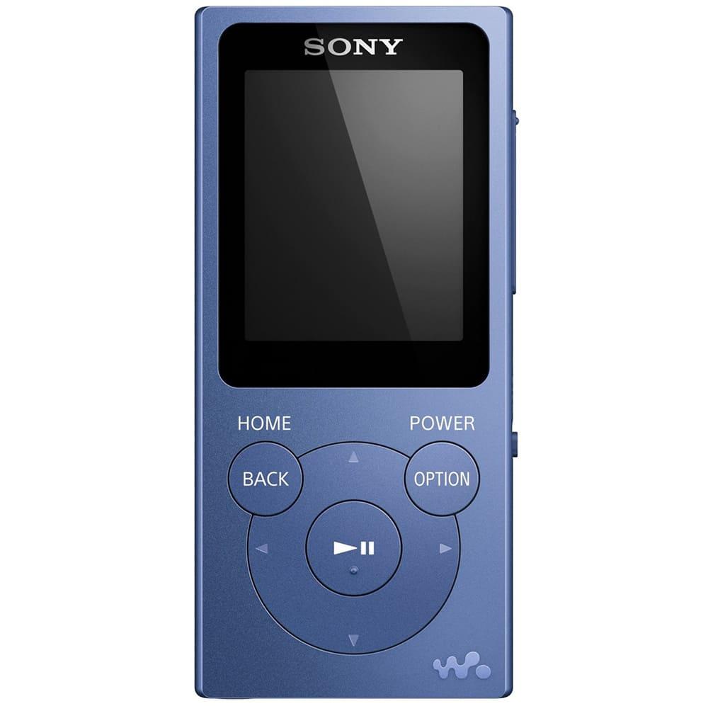 Máy nghe nhạc Sony NW E394 8Gb - Xanh
