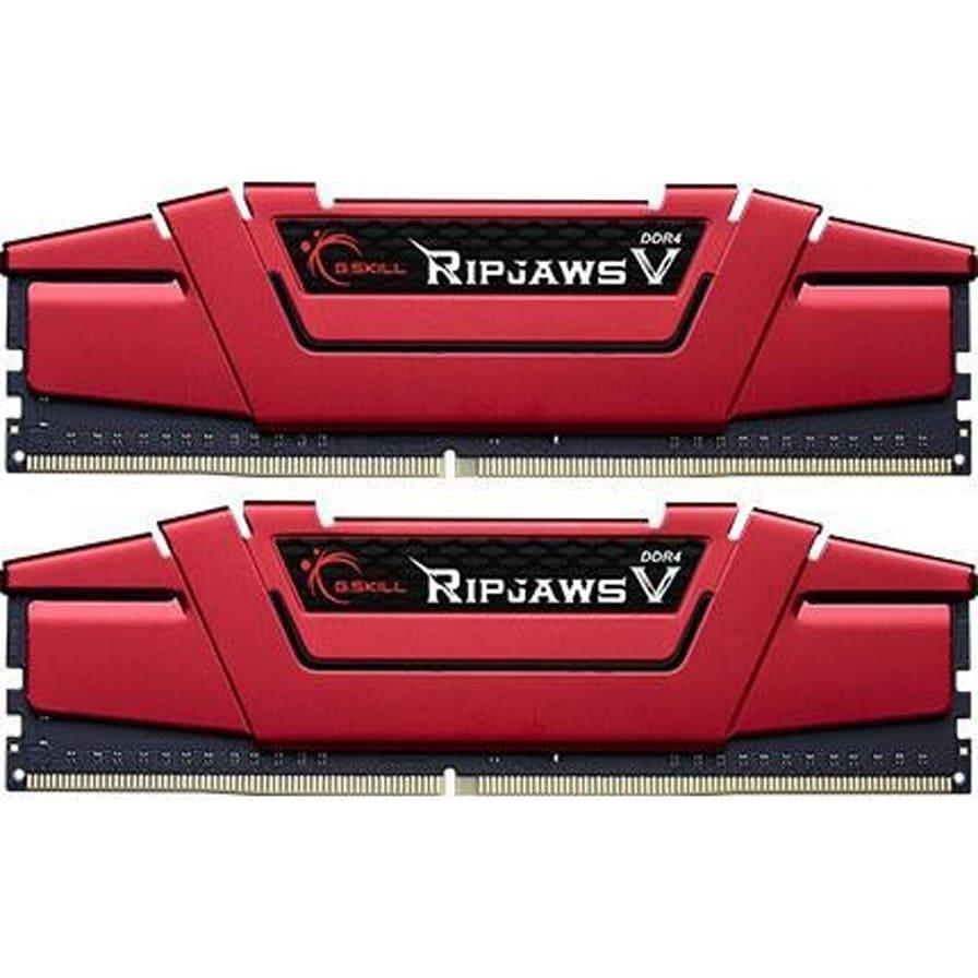 RAM GSKill 16Gb (2x8Gb) DDR4-2133- F4-2133C15D-16GVR