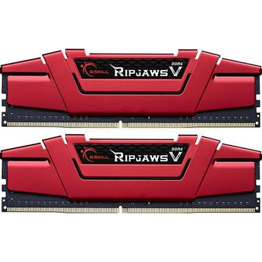 RAM GSKill 16Gb (2x8Gb) DDR4-2400- F4-2400C15D-16GVR