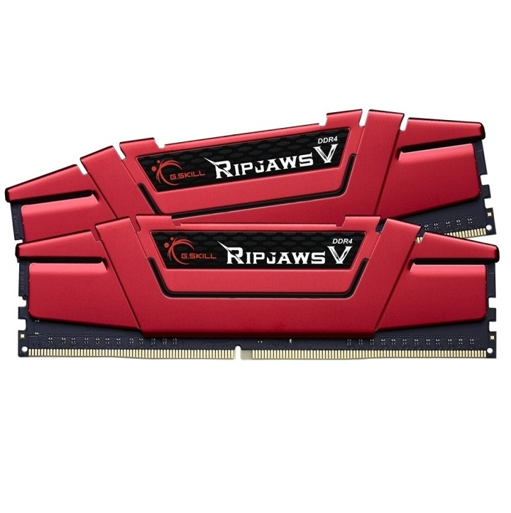 RAM GSKill 16Gb (2x8Gb) DDR4-2666- F4-2666C15D-16GVR