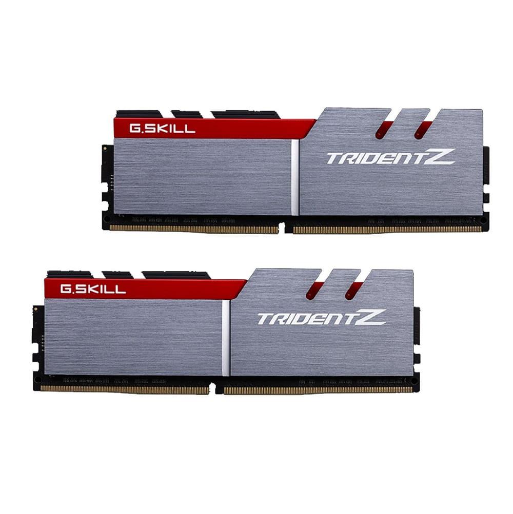RAM GSKill 16Gb (2x8Gb) DDR4-3200- F4-3200C16D-16GTZB